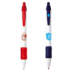 Stylo BIC Wide Body Grip bille couleur
