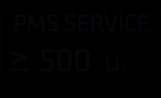 PMS à partir 500 unités de poste it