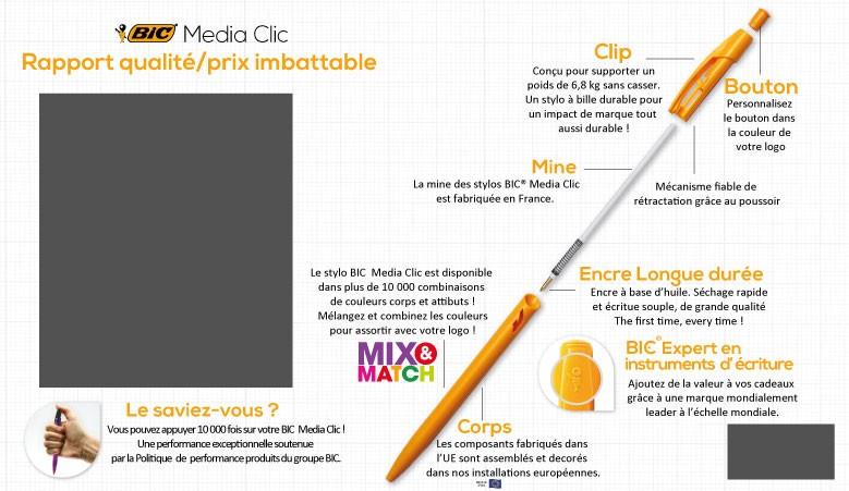 BIC Media Clic